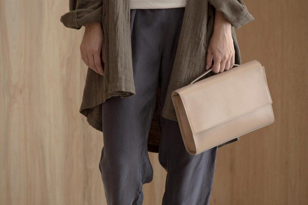 Detail fashion shot of a handbag by fashion photographer Nick Reid.
