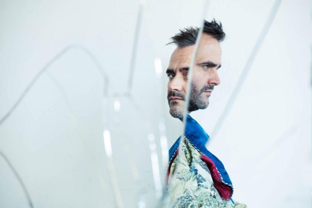 Artistic portrait Victor Villar- Hauser by cinemagraph photographer Nick Reid